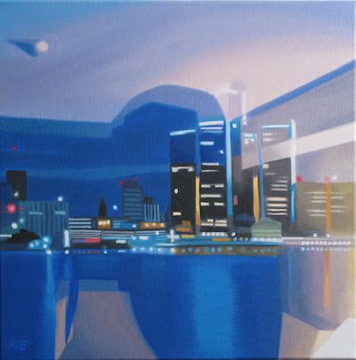 Metropolitan Blues by  James Nye
